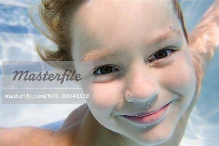 Boy underwater stock photo premium royalty free artist kevin dodge