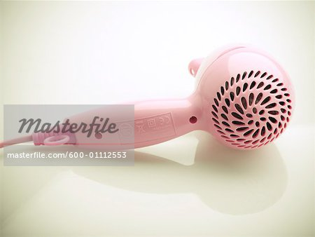 Still Life of Blow Dryer Stock Photo - Premium Royalty-Free, Image code: 600-01112553