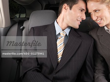 Man and Woman in Car Stock Photo - Premium Royalty-Free, Image code: 600-01173941