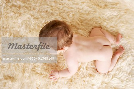 Portrait of Baby Stock Photo - Premium Royalty-Free, Image code: 600-01345149
