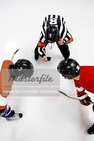Hockey Face-off