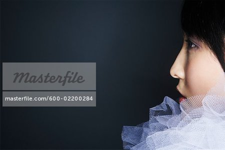 Portrait of Woman Stock Photo - Premium Royalty-Free, Image code: 600-02200284