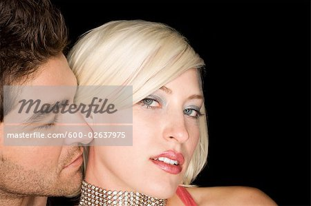 Portrait of Couple Stock Photo - Premium Royalty-Free, Image code: 600-02637975