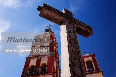 Templo de Santo Domingo, Queretaro, Mexico
