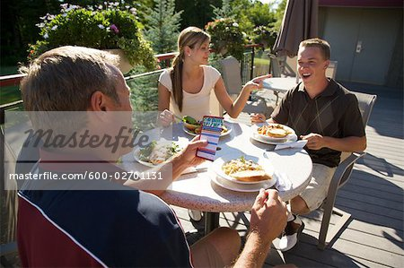 People at Country Club, Burlington, Ontario, Canada Stock Photo - Premium Royalty-Free, Image code: 600-02701131
