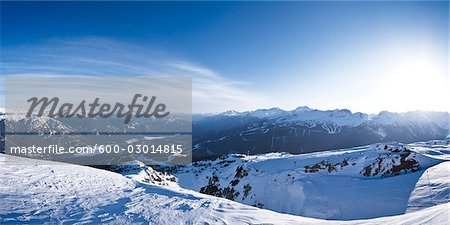 Whistler Mountain, Whistler, British Columbia, Canada Stock Photo - Premium Royalty-Free, Image code: 600-03014815