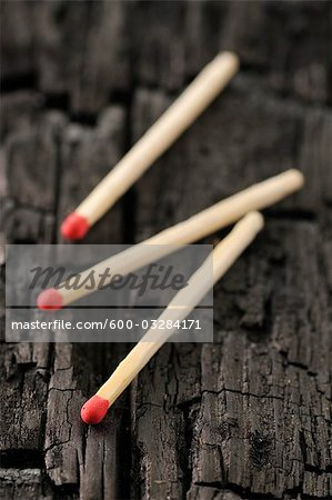 Matches Stock Photo - Premium Royalty-Free, Image code: 600-03284171