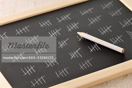 Chalkboard Stock Photo - Premium Royalty-Free, Image code: 600-03284172