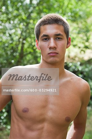 Teenage Boy, Oregon, USA Stock Photo - Premium Royalty-Free, Image code: 600-03294921