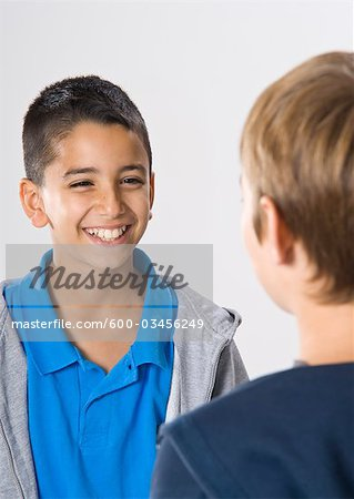 Portrait of Boys Stock Photo - Premium Royalty-Free, Image code: 600-03456249