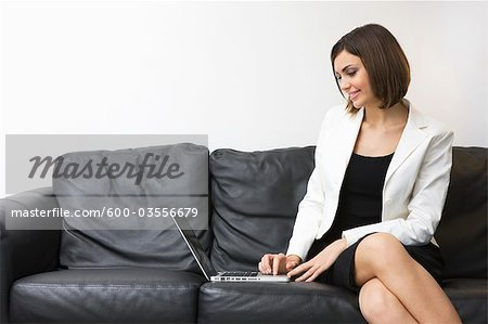 Businesswoman Stock Photo - Premium Royalty-Free, Image code: 600-03556679