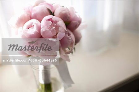 Bridal Bouquet Stock Photo - Premium Royalty-Free, Image code: 600-03644896