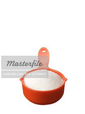 Half Cup of Sugar Stock Photo - Premium Royalty-Free, Image code: 600-03738405