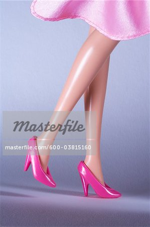 Doll Legs Stock Photo - Premium Royalty-Free, Image code: 600-03815160