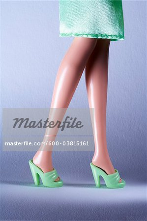 Doll Legs Stock Photo - Premium Royalty-Free, Image code: 600-03815161