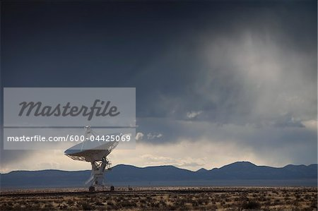 VLA Radio Telescope, Socorro, New Mexico, USA Stock Photo - Premium Royalty-Free, Image code: 600-04425069