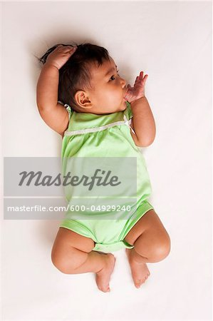 Portrait of Baby, Maryland, USA Stock Photo - Premium Royalty-Free, Image code: 600-04929240