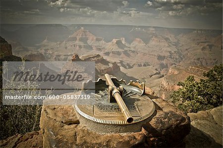 Trailview Overlook, Grand Canyon National Park, Arizona, USA Stock Photo - Premium Royalty-Free, Image code: 600-05837319