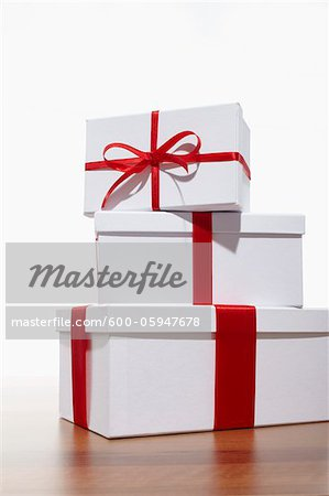 Gifts Stock Photo - Premium Royalty-Free, Image code: 600-05947678