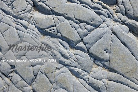 Stone with Crack, Nanortalik, Kujalleq, Kejser Franz Joseph Fjord, Greenland Stock Photo - Premium Royalty-Free, Image code: 600-05947802