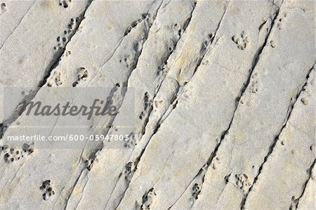 Stone with Crack, Nanortalik, Kujalleq, Kejser Franz Joseph Fjord, Greenland Stock Photo - Premium Royalty-Free, Image code: 600-05947803