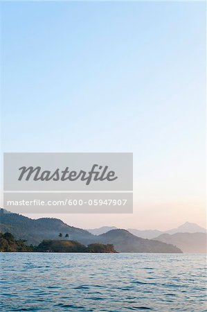 Scenic View of Mountains near Paraty, Costa Verde, Brazil Stock Photo - Premium Royalty-Free, Image code: 600-05947907