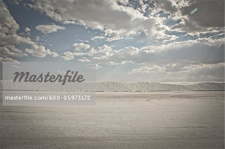 White Sands National Monument, New Mexico, USA Stock Photo - Premium Royalty-Free, Image code: 600-05973172