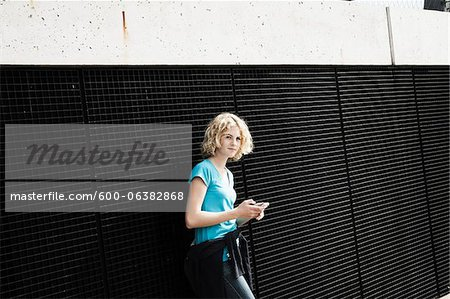 Girl Holding Tablet in Playground, Mannheim, Baden-Wurttemberg, Germany Stock Photo - Premium Royalty-Free, Image code: 600-06382868