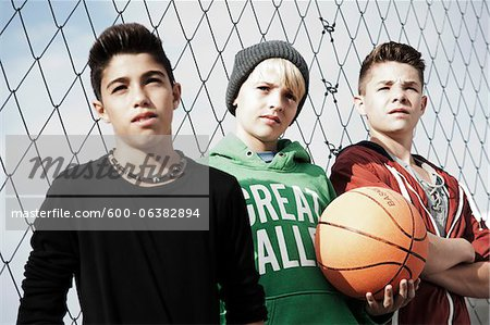 Boys, Mannheim, Baden-Wurttemberg, Germany Stock Photo - Premium Royalty-Free, Image code: 600-06382894