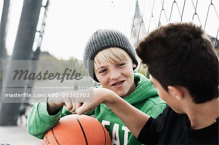 Boys, Mannheim, Baden-Wurttemberg, Germany Stock Photo - Premium Royalty-Free, Image code: 600-06382902