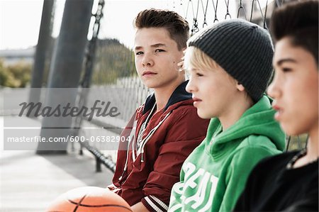 Boys, Mannheim, Baden-Wurttemberg, Germany Stock Photo - Premium Royalty-Free, Image code: 600-06382904