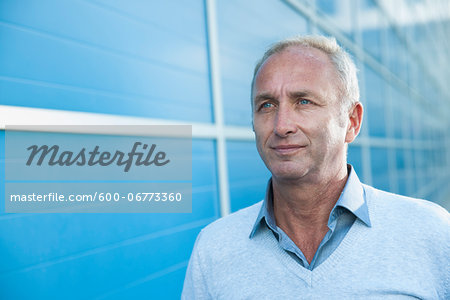 Portrait of Businessman, Mannheim, Baden-Wurttemberg, Germany Stock Photo - Premium Royalty-Free, Image code: 600-06773360