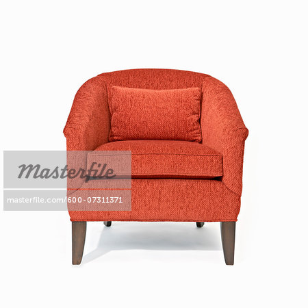 Modern Traditional Chair, Studio Shot Stock Photo - Premium Royalty-Free, Image code: 600-07311371