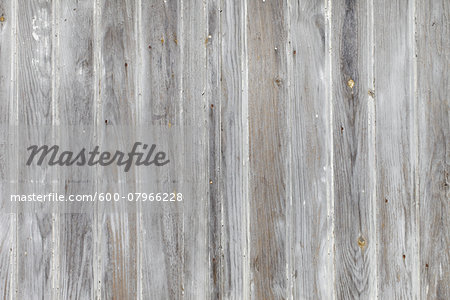 Close-up of Weathered Wooden Wall, Anderos, Aquitaine, France