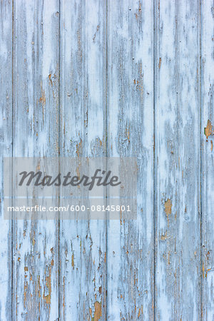 Close-up of weathered, whitewashed barn boards, Odenwald, Hesse, Germany Stock Photo - Premium Royalty-Free, Image code: 600-08145801