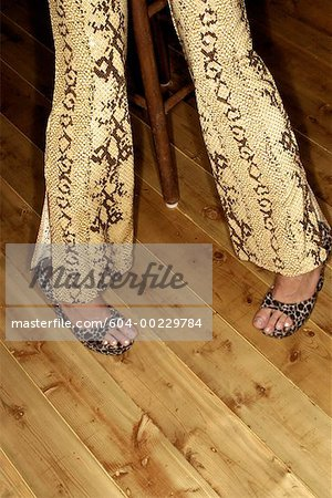 Legs of woman Stock Photo - Premium Royalty-Free, Image code: 604-00229784