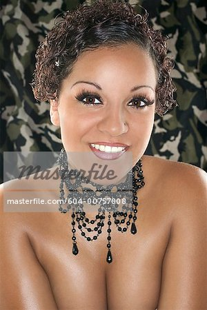Woman Stock Photo - Premium Royalty-Free, Image code: 604-00757808