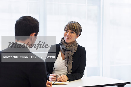 People in office, Stockholm, Sweden Stock Photo - Premium Royalty-Free, Image code: 6102-07602998