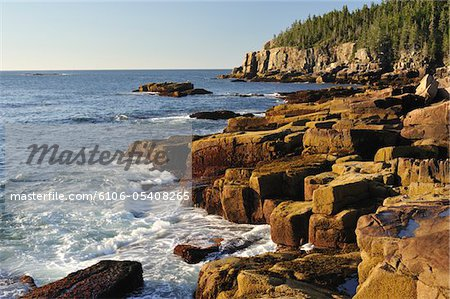 Acadia National Park, Maine, USA Stock Photo - Premium Royalty-Free, Image code: 6106-05408265
