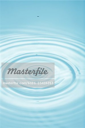 Droplets and Ripples Stock Photo - Premium Royalty-Free, Image code: 6106-05415263