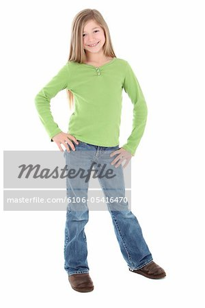 Standing Stock Photo - Premium Royalty-Free, Image code: 6106-05416470