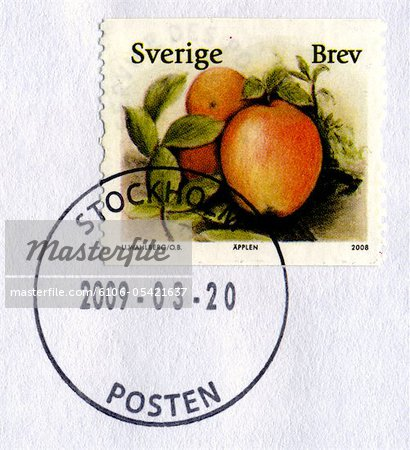 Postage stamp Stock Photo - Premium Royalty-Free, Image code: 6106-05421637