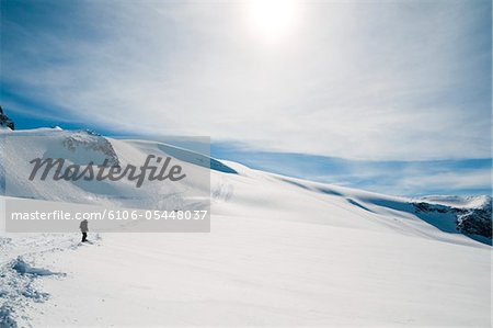 La Grave Ski Resort Stock Photo - Premium Royalty-Free, Image code: 6106-05448037