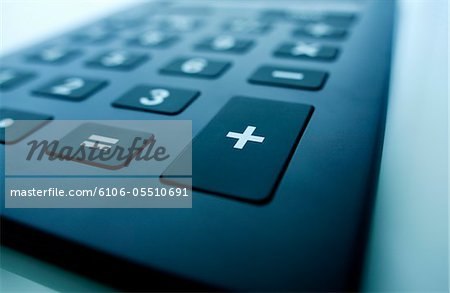 Close up of calculator Stock Photo - Premium Royalty-Free, Image code: 6106-05510691