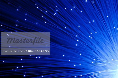 Fiber optics Stock Photo - Premium Royalty-Free, Image code: 6106-06042727