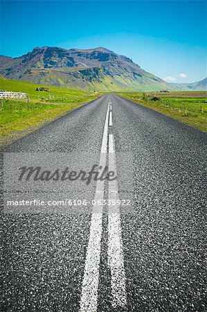 Road to the volcanos Stock Photo - Premium Royalty-Free, Image code: 6106-06335922