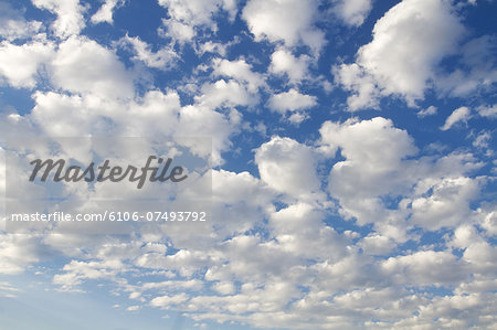 Clouds and sky Stock Photo - Premium Royalty-Free, Image code: 6106-07493792