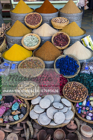 Produces in the Marrakech market Stock Photo - Premium Royalty-Free, Image code: 6106-07593626