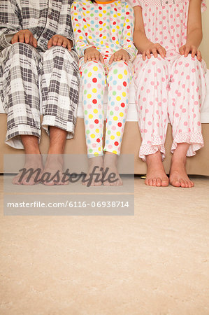 Family Lower Body Stock Photo - Premium Royalty-Free, Image code: 6116-06938714
