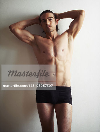 The perfect physique Stock Photo - Premium Royalty-Free, Image code: 613-08057307